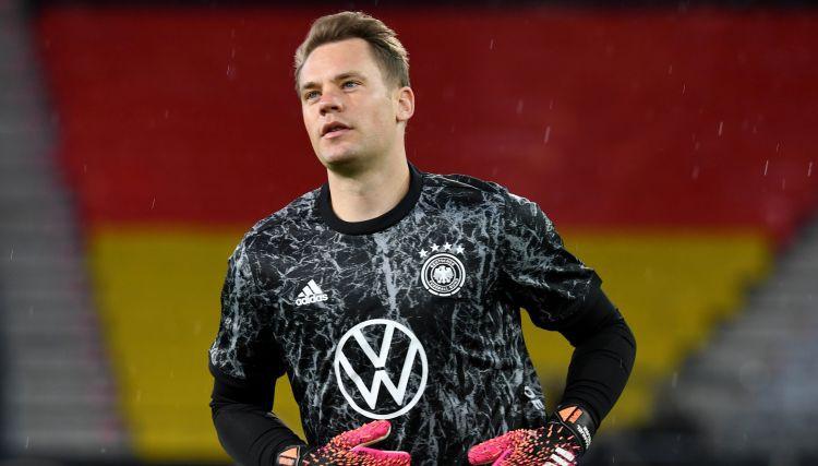 Noiers 100. spēli Vācijas izlasē aizvadīs tieši pret Latviju