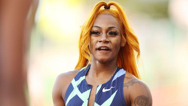 """Medijs: 100m sprinta favorīte Ričardsone """"zālītes"""" dēļ netiks uz Tokijas spēlēm"""
