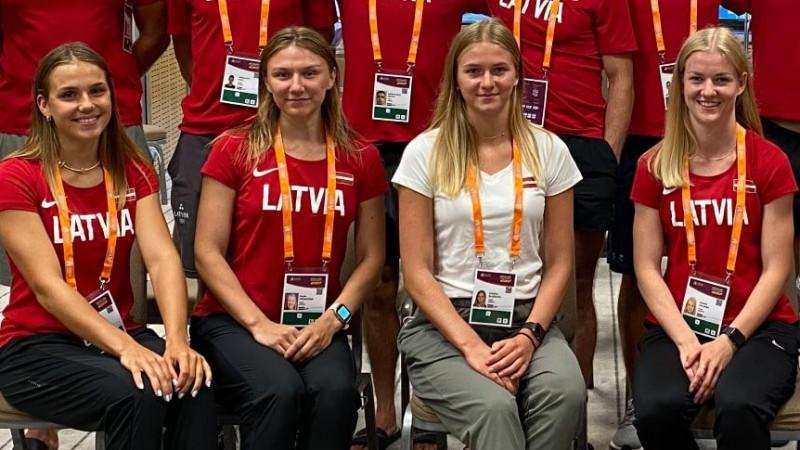Blaževiča pirmoreiz pārvar 6000 punktu atzīmi un izcīna piekto vietu U23 EČ