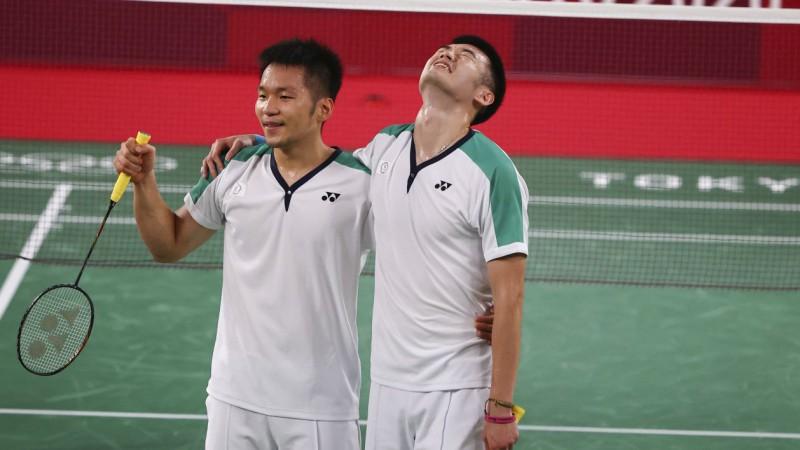 Taivānieši Lī un Vans principiālā badmintona dubultspēļu finālā pārspēj ķīniešus