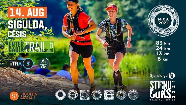 """Sestdien ''Stirnu bukā"""" izcīnīs Latvijas čempionāta medaļas 83km taku skrējienā (video)"""