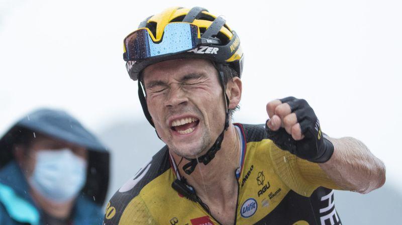 """Rogliča pārsvars """"Vuelta a Espana"""" kopvērtējumā pēc 19. posma paliek nemainīgs"""