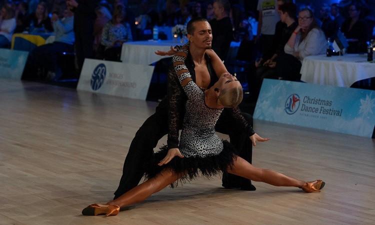 Latvijas pārim 7.vieta Pasaules kausā Latīņamerikas dejās