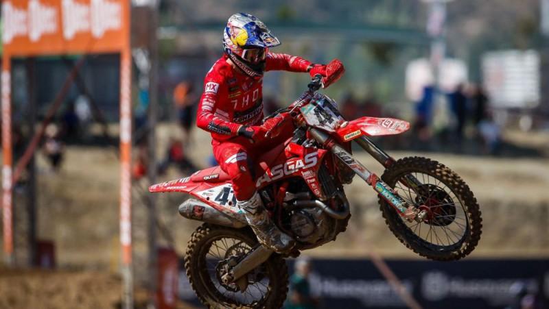 MXGP kvalifikācijā Kairoli smags kritiens, Jonass ieņem 15. vietu