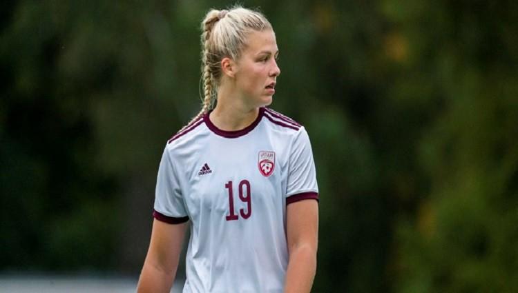 Sieviešu izlase gatavosies spēlēm Rīgā pret Angliju un Ziemeļmaķedoniju