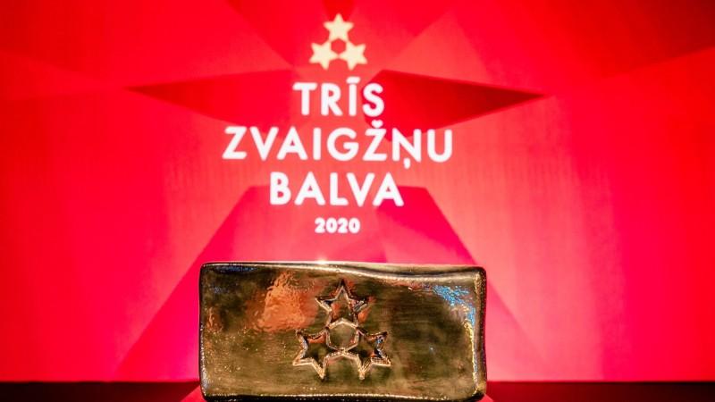 """Otro reizi notiks """"Trīs zvaigžņu balvas"""" ceremonija, noskaidrojot sporta izcilniekus"""